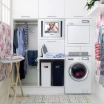 15 Tips To Creating A Laundry Room That S Both Charming And