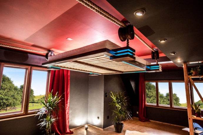 Two Hanging Beds That Take Comfort To A New Level