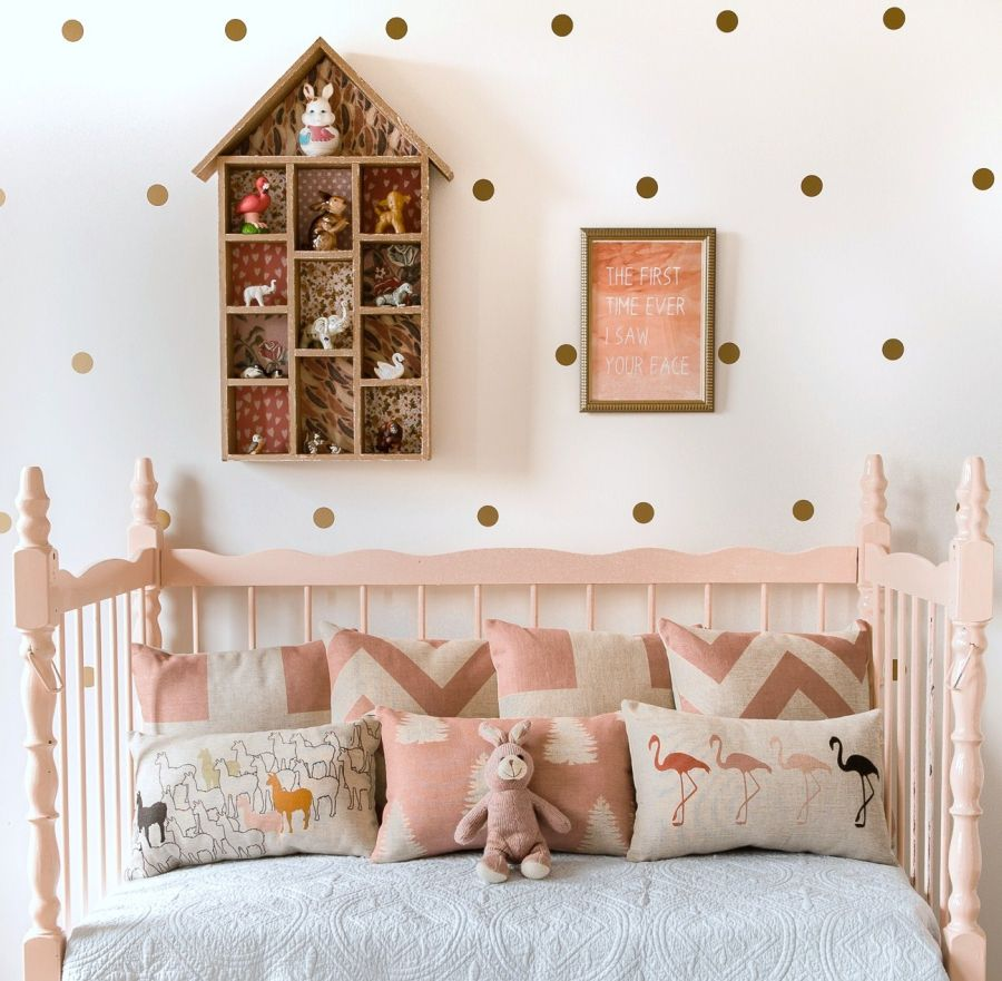 whimsical toddler bedrooms for little girls