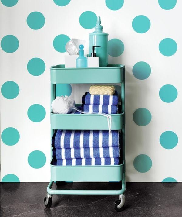 36 creative ways to use the r�skog ikea kitchen cart