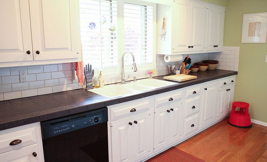tile countertops make a comeback know