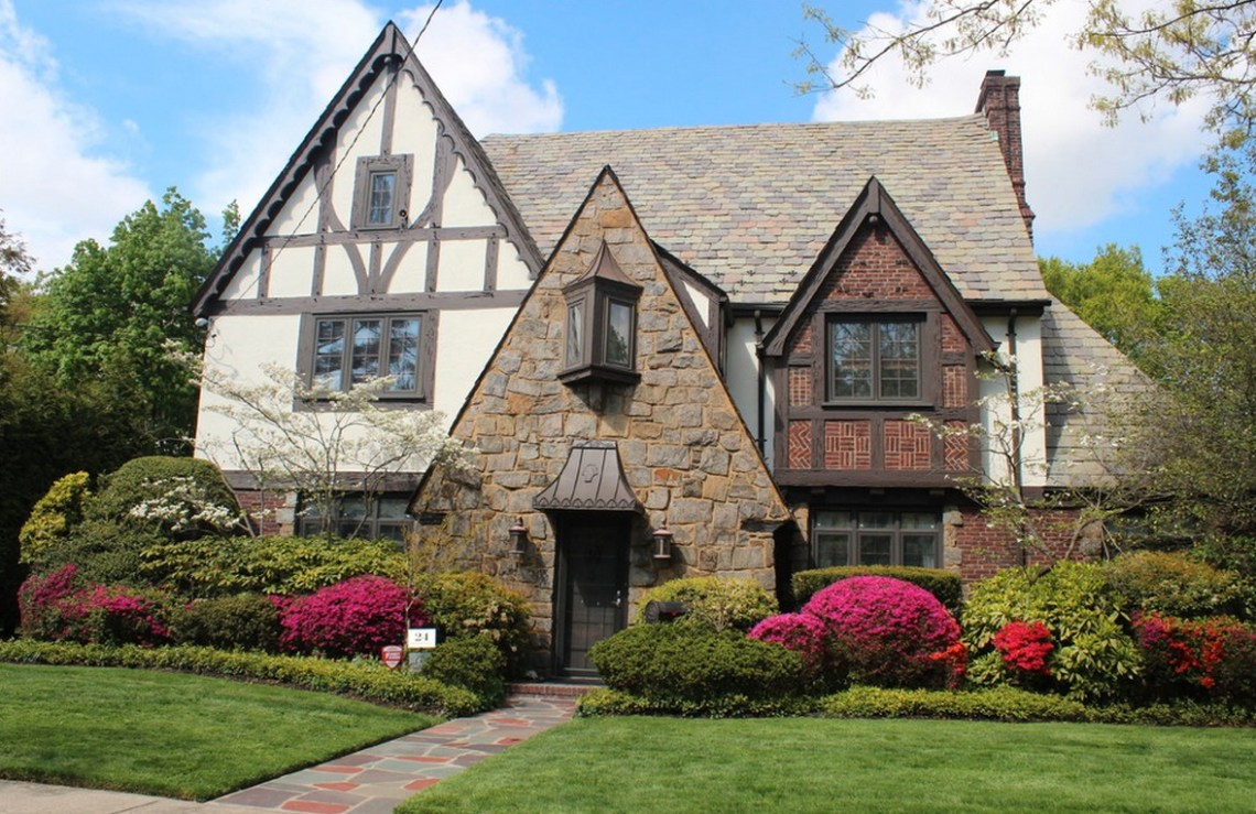 Image result for tudor style house