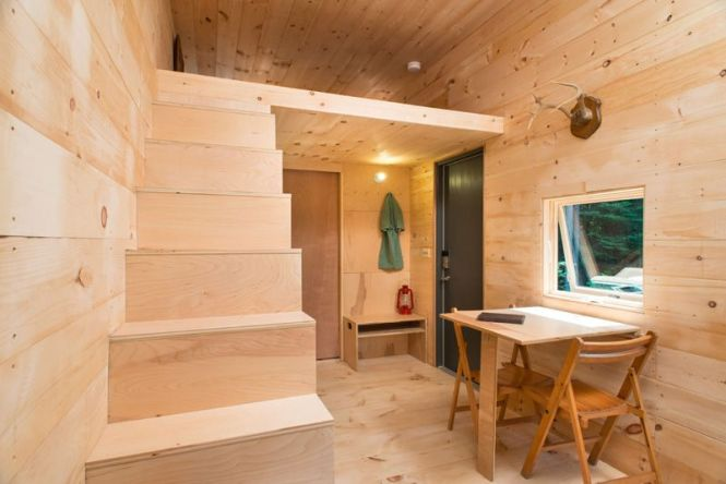 Tiny House Staircase Dimensions : Staircase Gallery