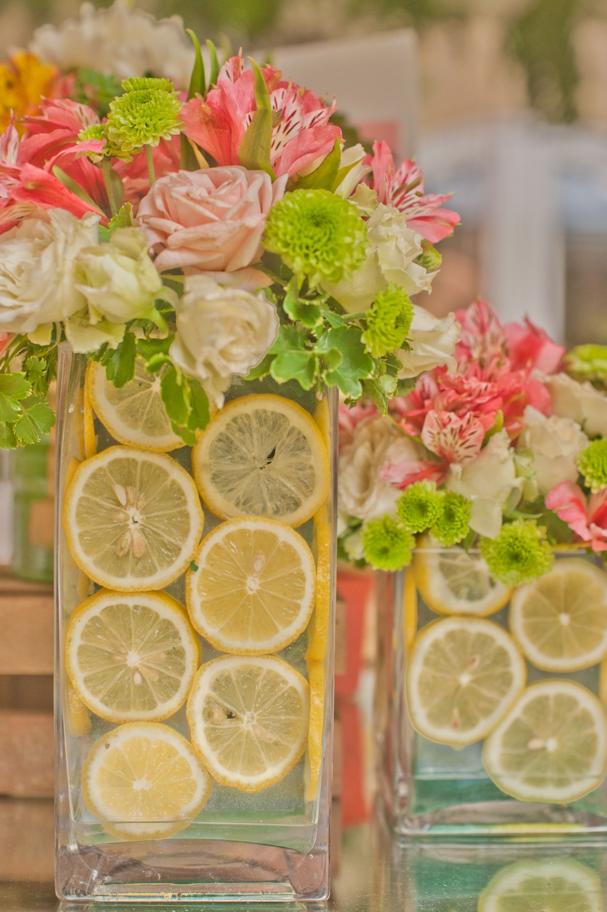 Inexpensive Wedding Decorations Centerpieces