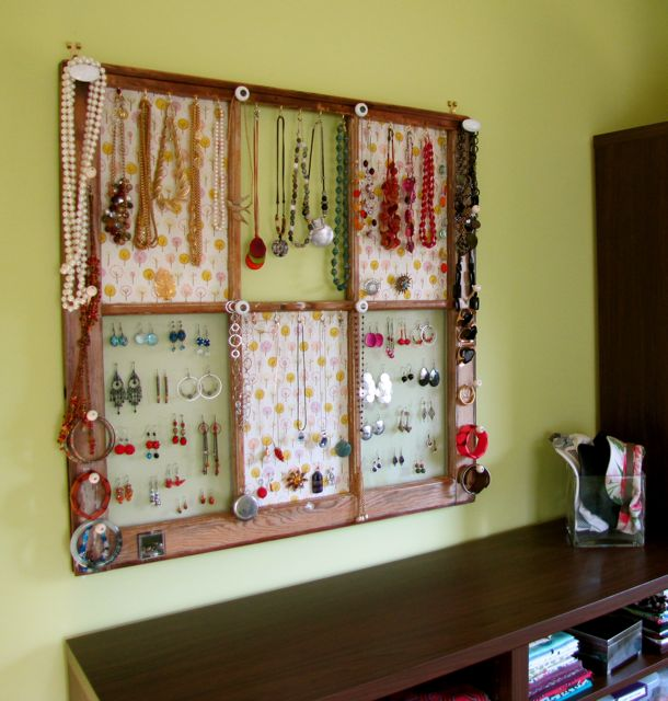 Exterior Stunning Interior With Hanging Diy Window Frame Also String As Perfect Wall Decor Colored