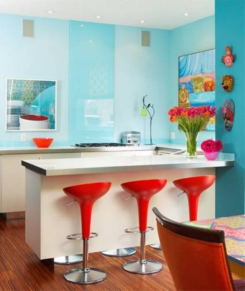 37 Awesome Color Schemes For A Modern Kitchen