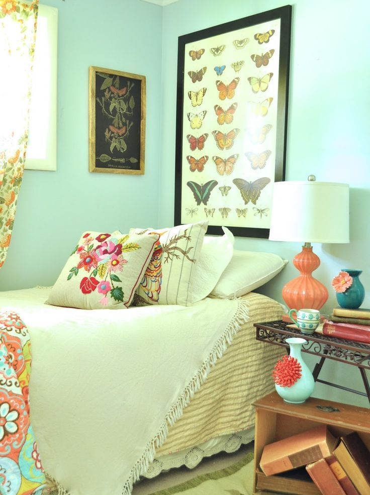 20 Dreamy Boho Room Decor Ideas Feminine Touch Bedroom