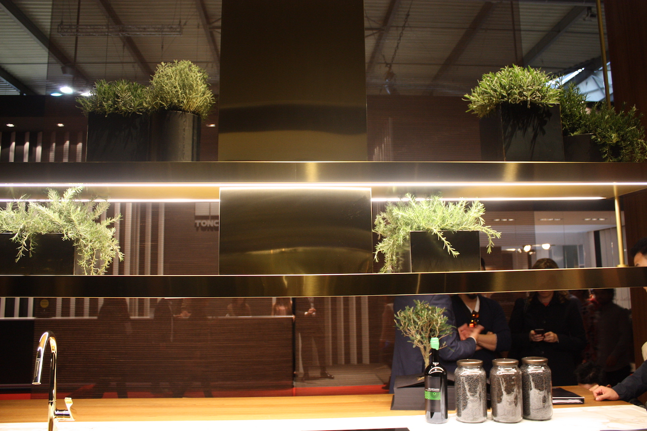 Milans Eurocucina Highlights Latest In Kitchen Design And