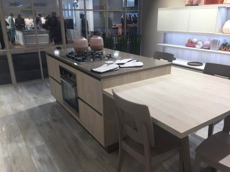 EuroCucina 2016 kitchen island design