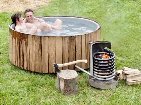 Marvellous Hot Tubs That Defy Standards To Become Exceptional
