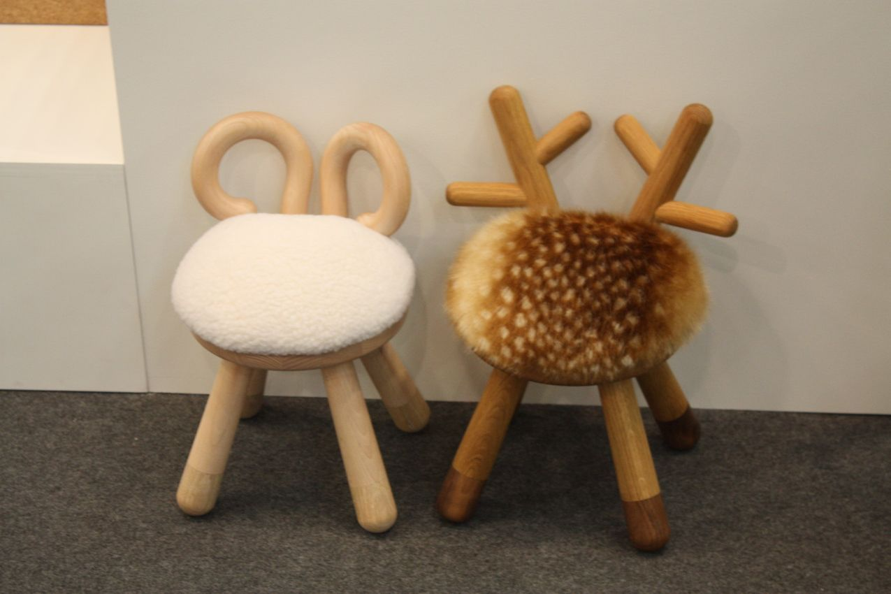 Kids modern stools