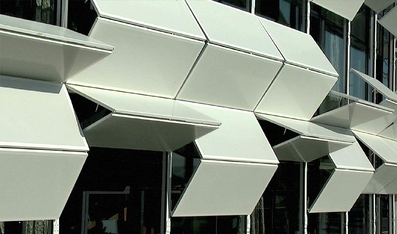 Kiefer Technic Showroom Facade