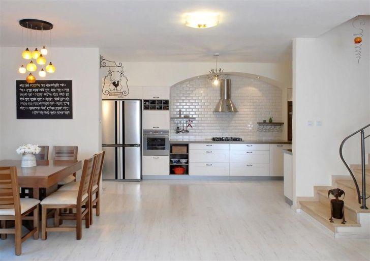 White Laminate Kitchen Flooring Home Decorating Trends Homedit