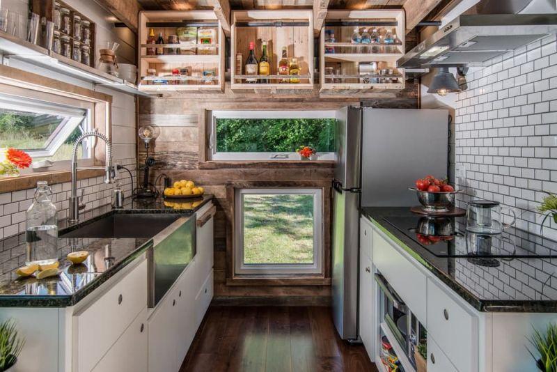 Cottage Plans Loft And Big Kitchen