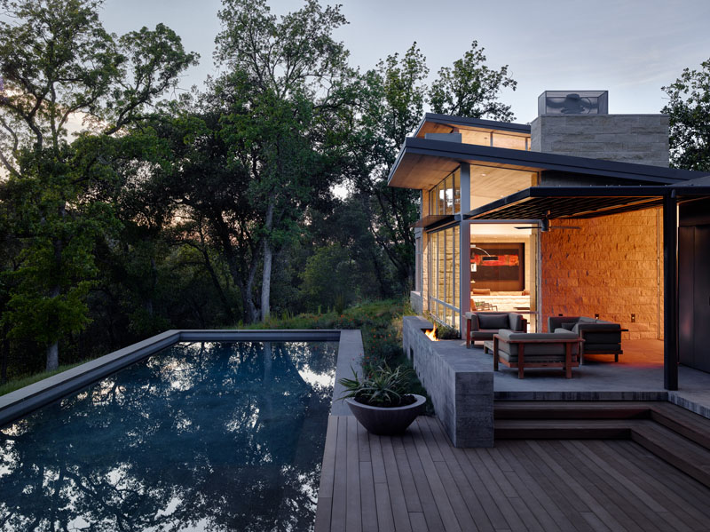 pool house plans with outdoor kitchen