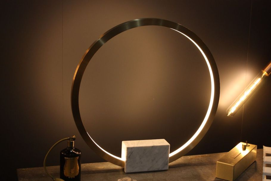 Christopher Boots table lamp