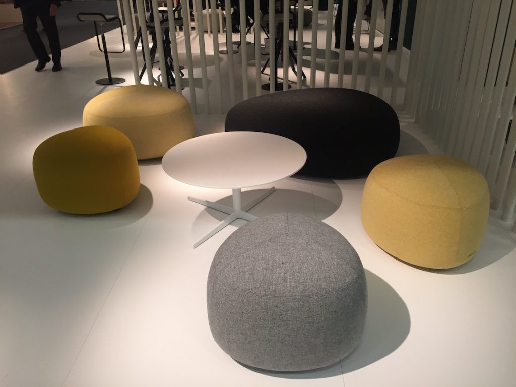 Call It A Pouf Or Ottoman Its A Versatile Piece Of