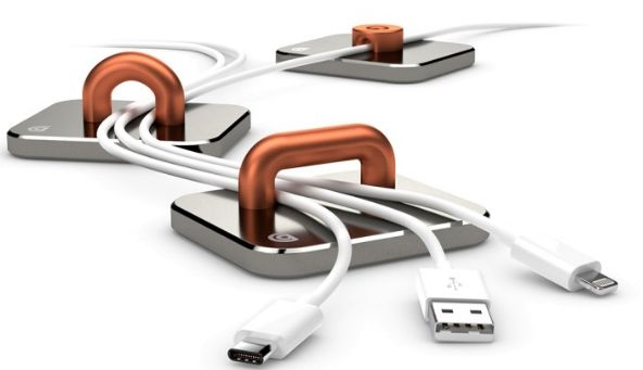 Guide modern cords organizer