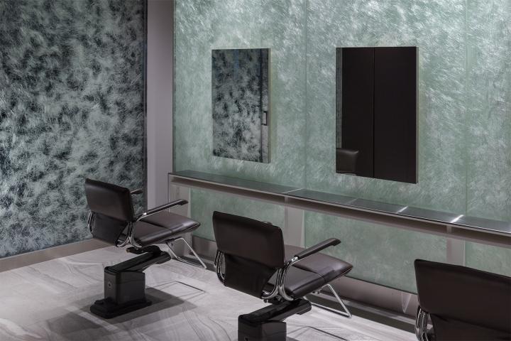 Japan Mona beauty salon wall accent