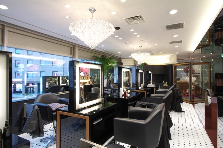 Marien Beth beauty salon Japan