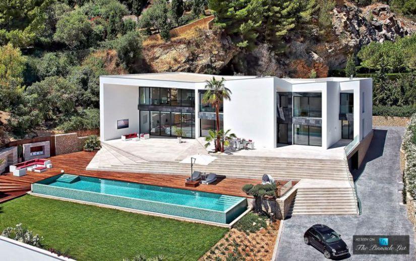rustic pool house designs
