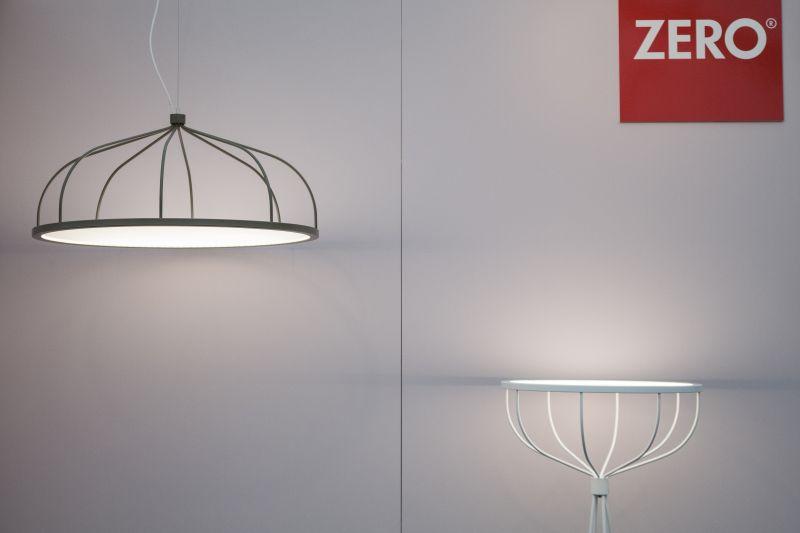 Zero Plane pendant lighting