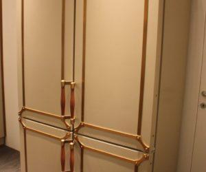 Giullo wooden cabinet handles