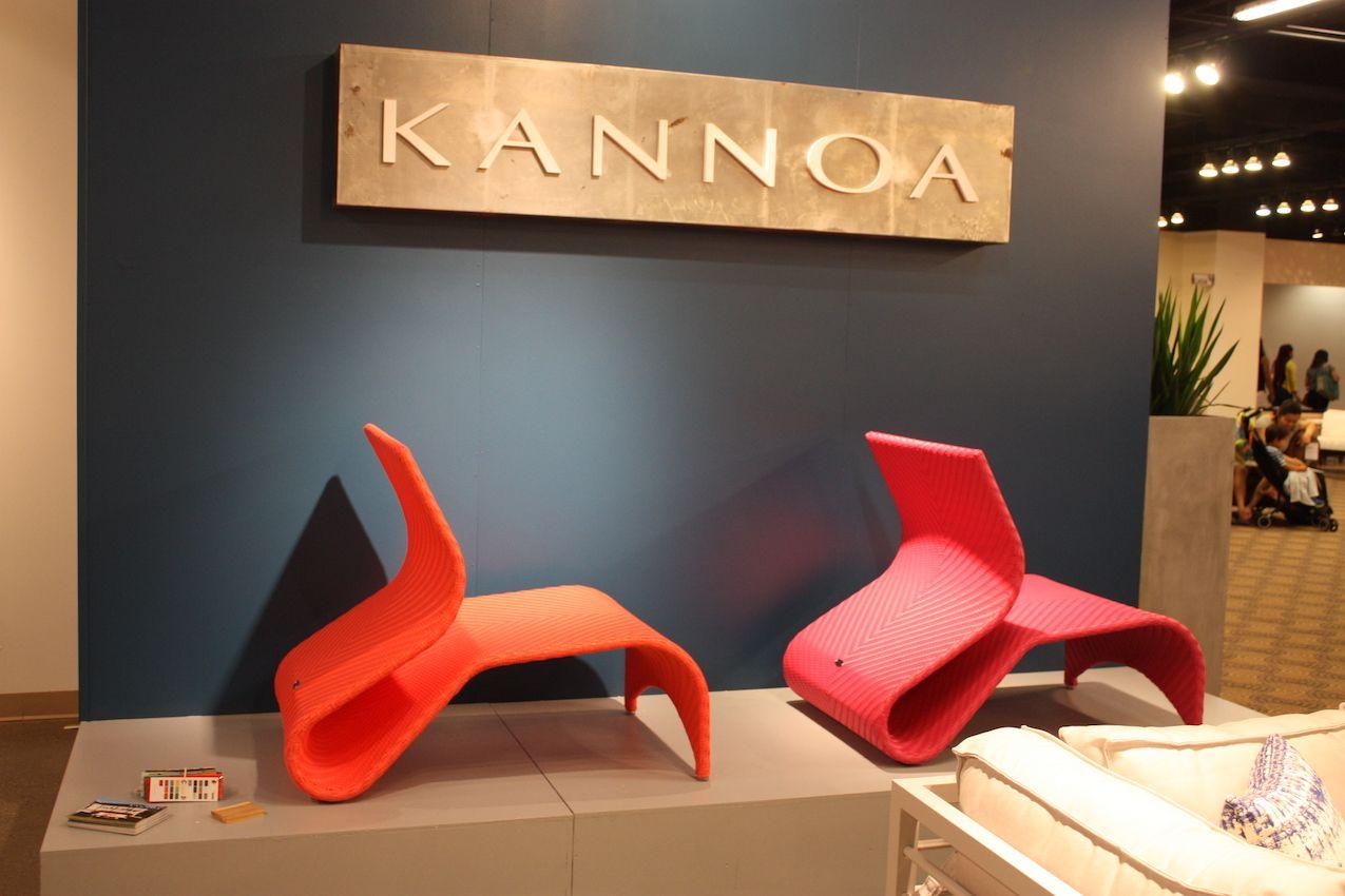 Kannoa outdoor chairs