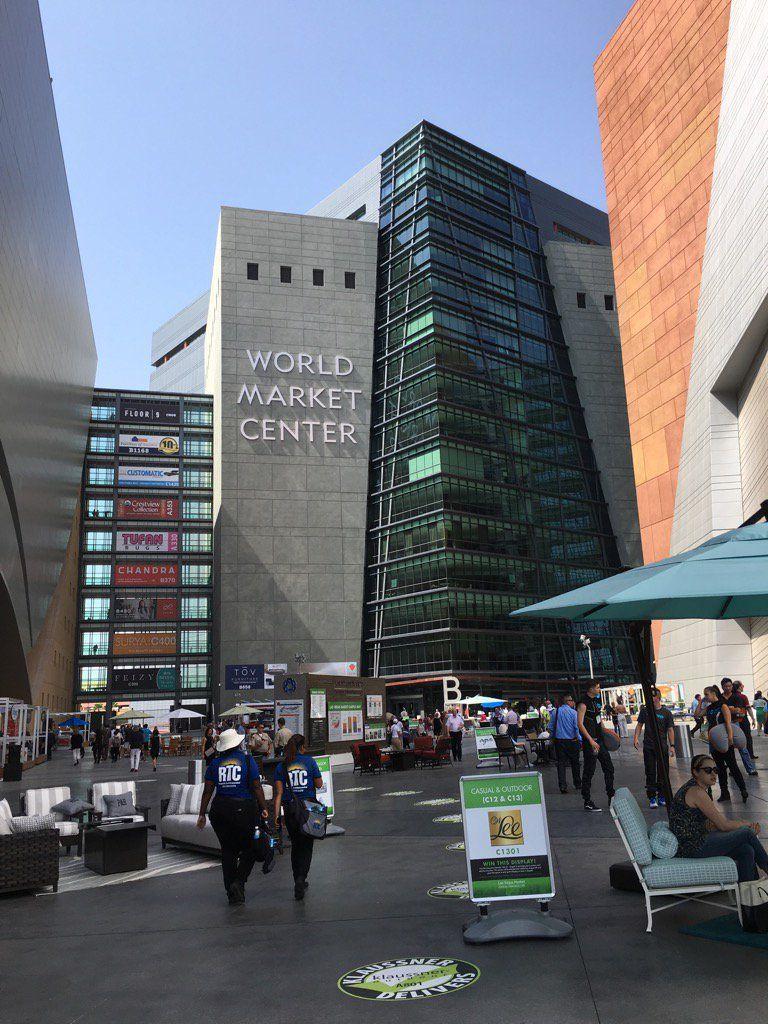 Las Vegas World Market Center