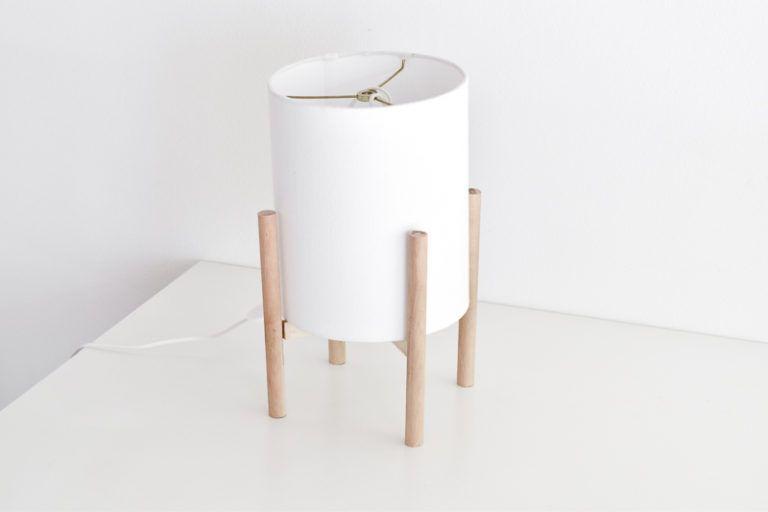 Modern Mid-Century Modern Lamp