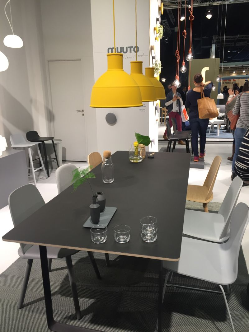 Muuto dining table