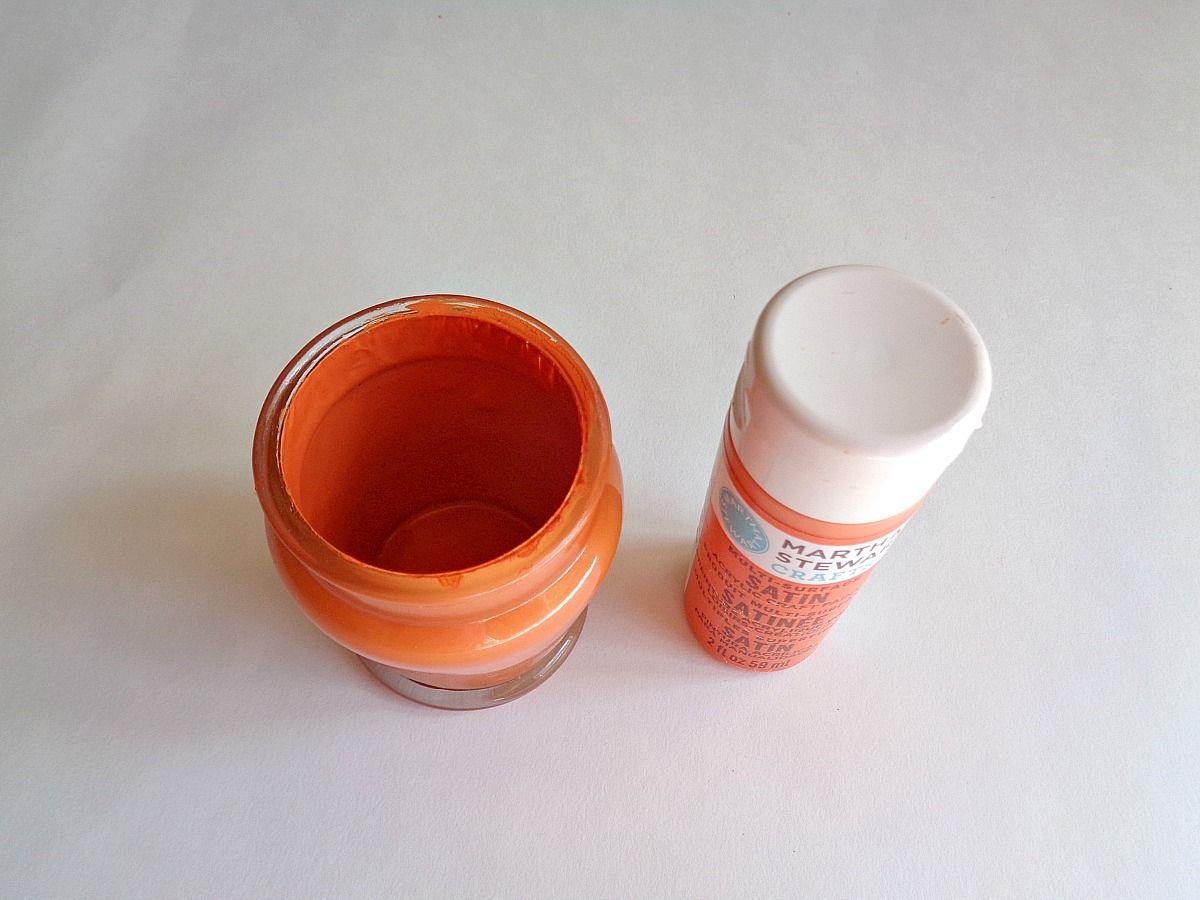 Painted Jar Step