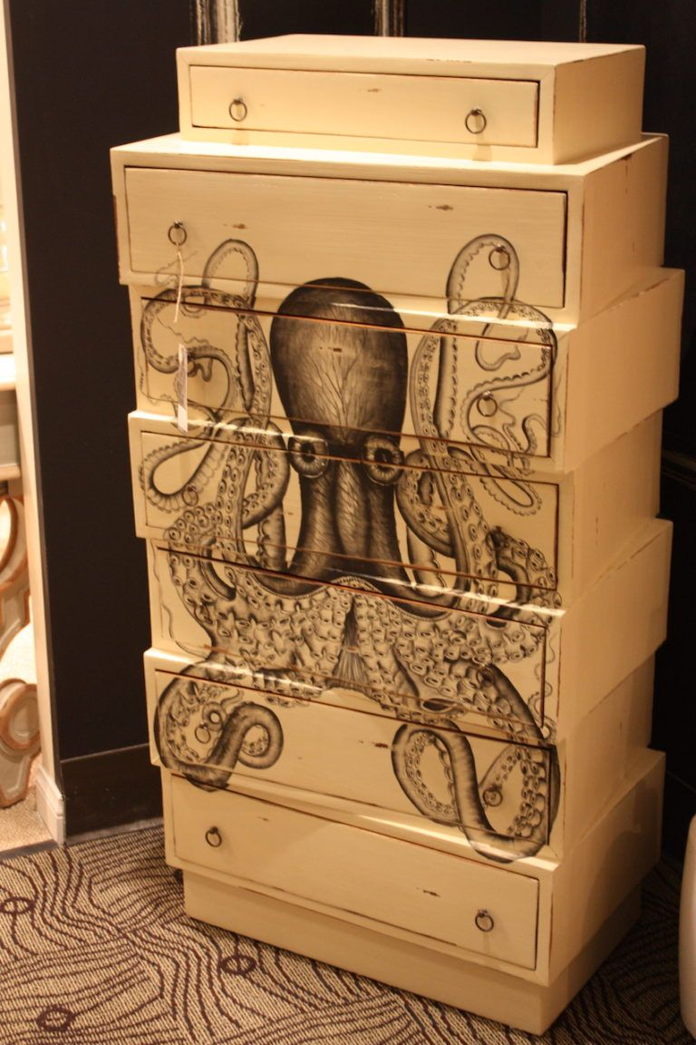 Steven Shell drawers