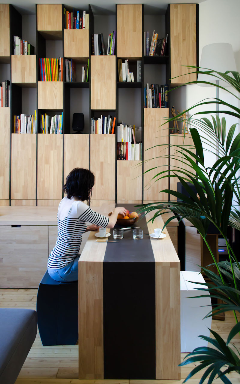A big Little nest desk and table