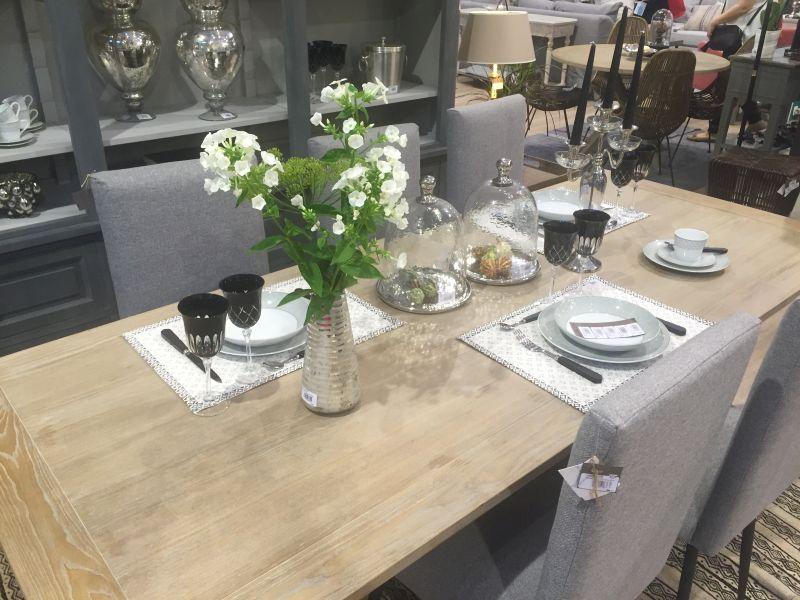 Black crystal glassware for table set