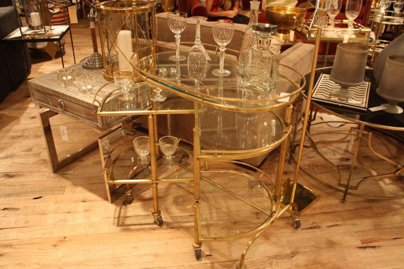 glamorous-gold-bar-cart-design