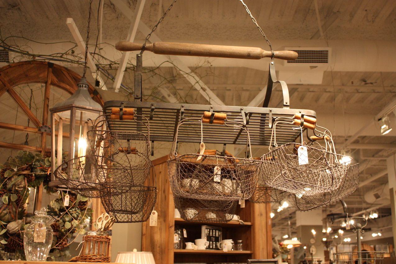 Park Hill hanging rack