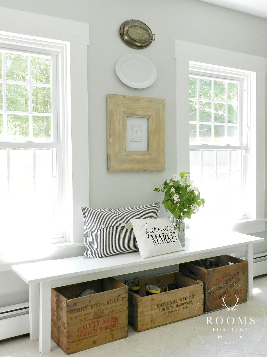 10 Ideas To Store Shoes In Your Entryway