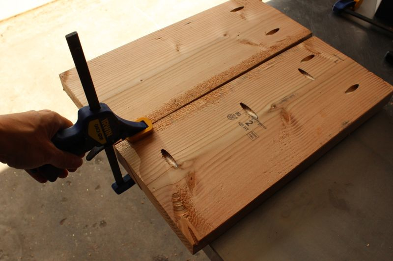 attaching two boards together