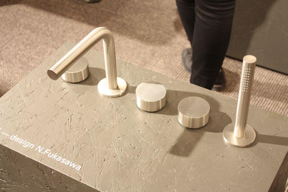 Faucet from Naoto Fukasawa