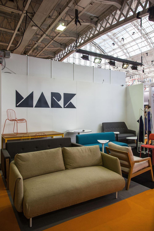 Hart Miler Fold Sofa Mark