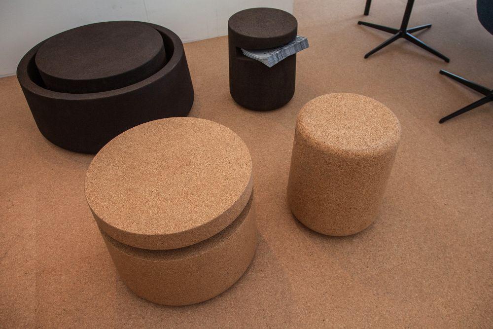 Michael Sodeau - Side Tables cork