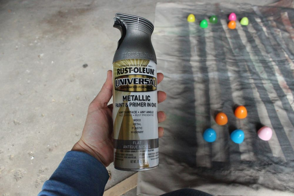 Shake up your spray paint