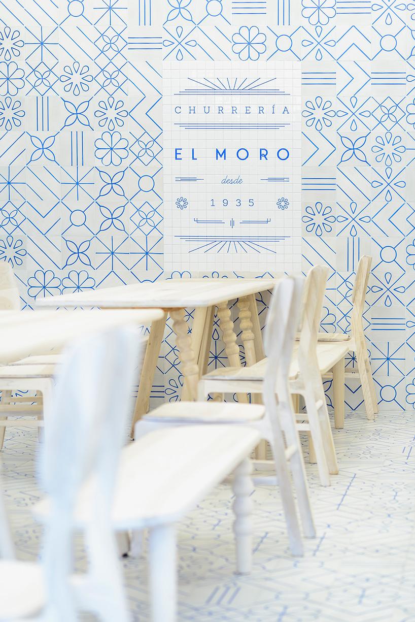 El Moro by Cadena + Asociados Concept Design clean design