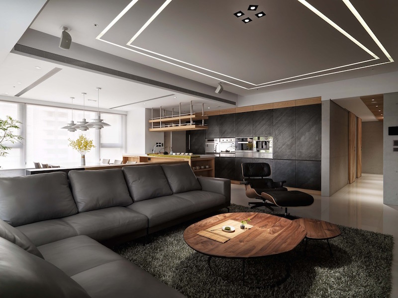 Jade apartment coffee tables