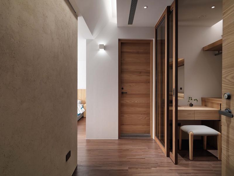 Jade apartment sliding doors
