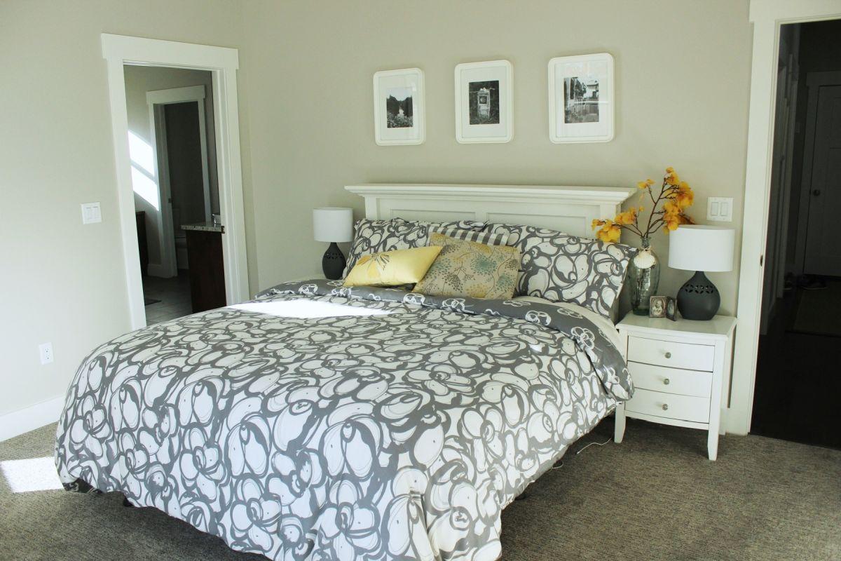 Large Master Bedroom Design