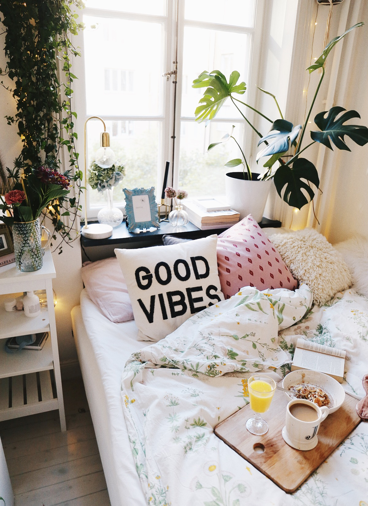 20 Tips To Turn Your Bedroom Into A Bohemian Paradise
