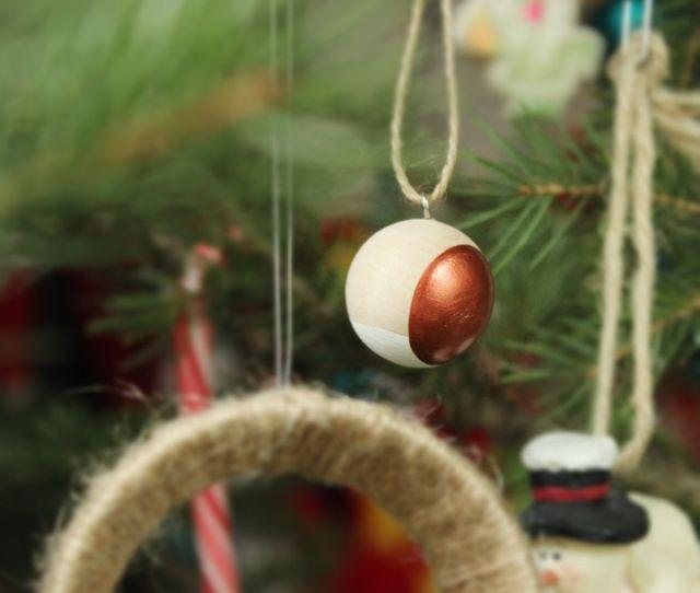 Diy Homemade Scandinavian Wooden Ornaments