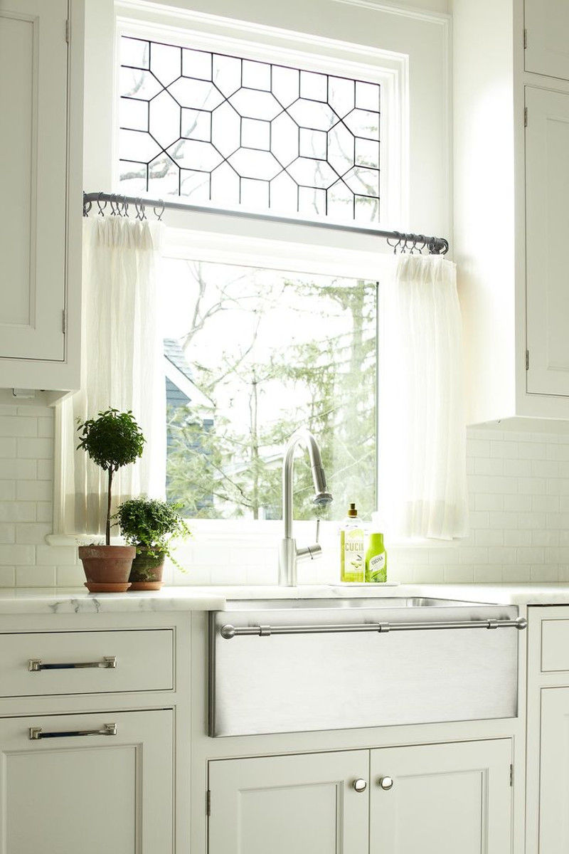 title | Curtains For Kitchen Window Above Sink